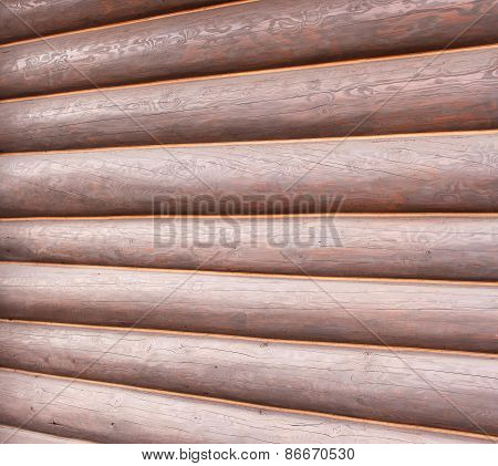 Texture Of Wooden Log