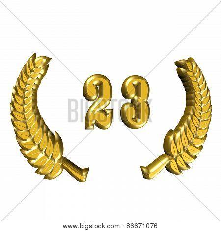23 Jubilee