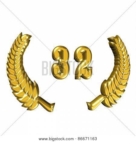 32 Jubilee