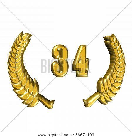 34 Jubilee