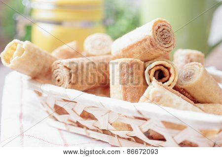 Wafer Roll