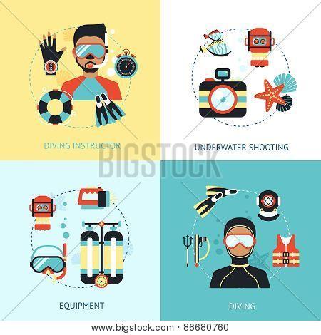 Diving Design Concept