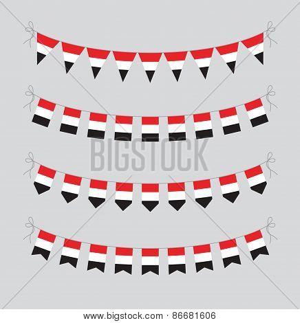 egyptian bunting