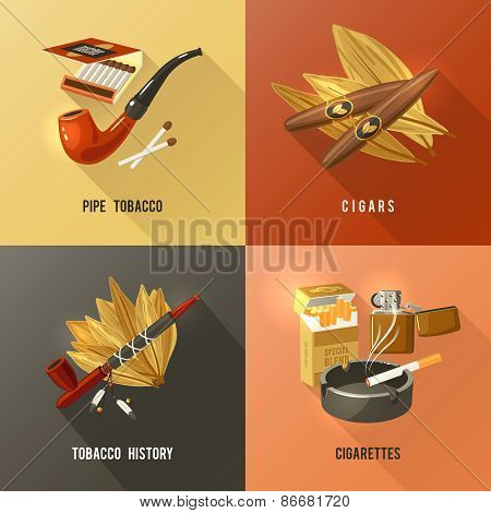 Tobacco Design Concept