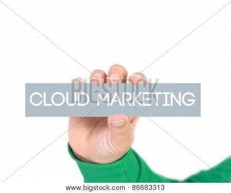cloud marketing