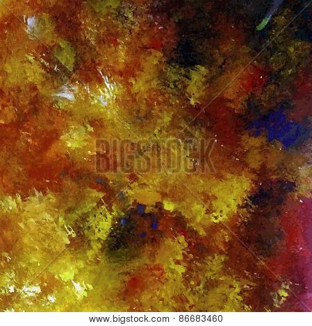 abstract grunge background with beautiful paint