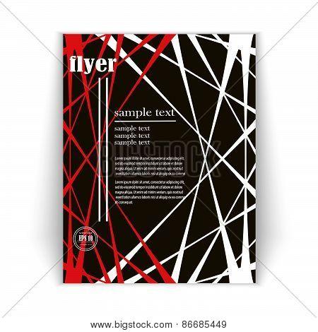 Minimalist Design Brochures