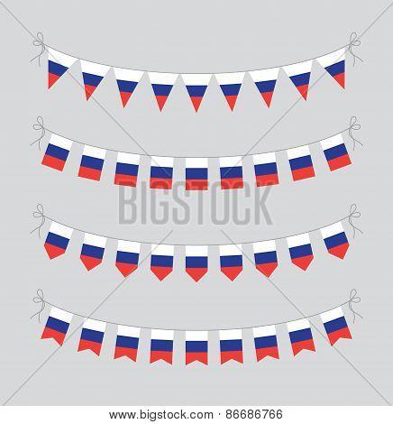 russian bunting