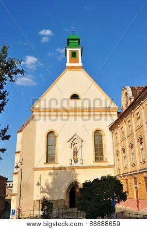 Sibiu Ursuline Church