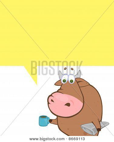 Comics With Bull