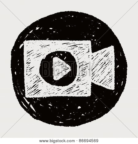 Doodle Video Play