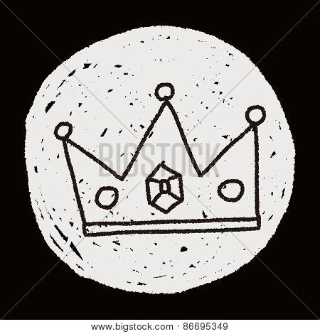 Doodle King Crown