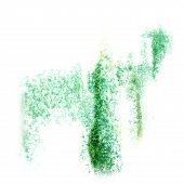 stock photo of insults  - Abstract green  watercolor background for your design insult art