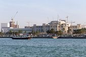 picture of qatar  - A view of Qatar - JPG