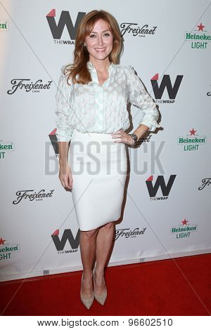 LOS ANGELES - JUN 11:  Sasha Alexander at the TheWrap's 2nd Annual Emmy Party at the London Hotel on June 11, 2015 in West Hollywood, CA