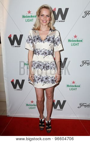 LOS ANGELES - JUN 11:  Mircea Monroe at the TheWrap's 2nd Annual Emmy Party at the London Hotel on June 11, 2015 in West Hollywood, CA