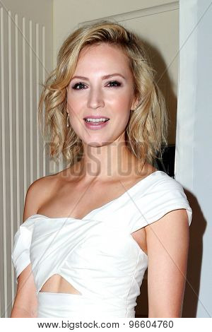 LOS ANGELES - JUN 11:  Beth Riesgraf at the TheWrap's 2nd Annual Emmy Party at the London Hotel on June 11, 2015 in West Hollywood, CA