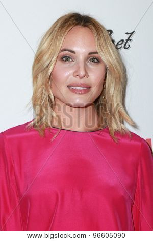 LOS ANGELES - JUN 11:  Leah Pipes at the TheWrap's 2nd Annual Emmy Party at the London Hotel on June 11, 2015 in West Hollywood, CA