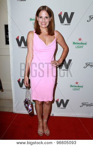 LOS ANGELES - JUN 11:  Suzanne Cryer at the TheWrap's 2nd Annual Emmy Party at the London Hotel on June 11, 2015 in West Hollywood, CA