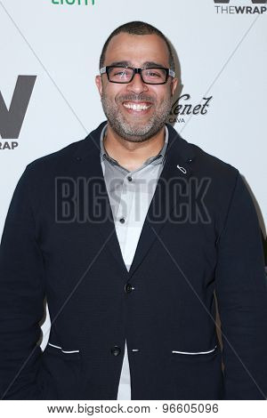 LOS ANGELES - JUN 11:  Anthony Mendez at the TheWrap's 2nd Annual Emmy Party at the London Hotel on June 11, 2015 in West Hollywood, CA