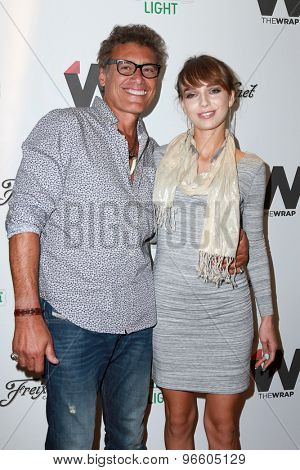 LOS ANGELES - JUN 11:  Steven Bauer at the TheWrap's 2nd Annual Emmy Party at the London Hotel on June 11, 2015 in West Hollywood, CA
