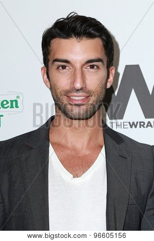 LOS ANGELES - JUN 11:  Justin Baldoni at the TheWrap's 2nd Annual Emmy Party at the London Hotel on June 11, 2015 in West Hollywood, CA