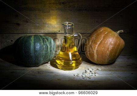 Pumpkin And Pumpkin Seed Oil