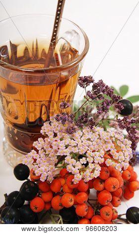 rowan and herbal tea 2