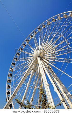 Echo Wheel of Liverpool.