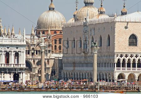 Venice San Marco Basin
