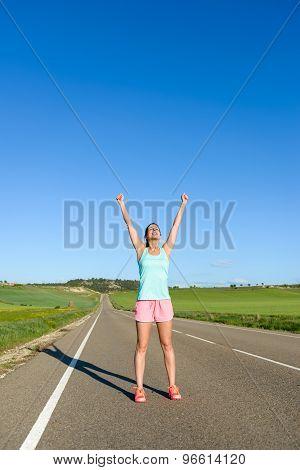 Running Goals And Success