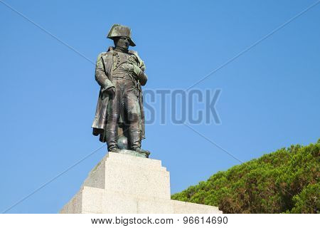 Statue Of Napoleon Bonaparte, Ajaccio, France