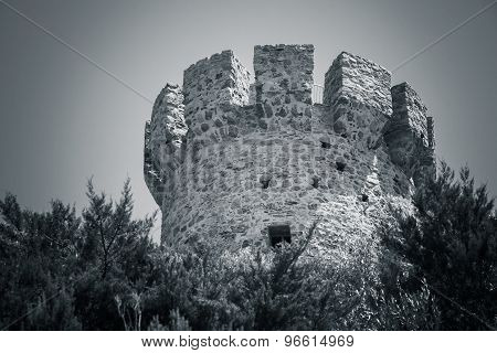 Campanella Tower, Old Genoese Tower, Corsica
