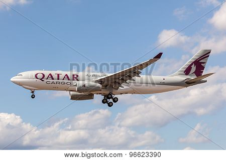 Qatar Airways Cargo Airbus A330