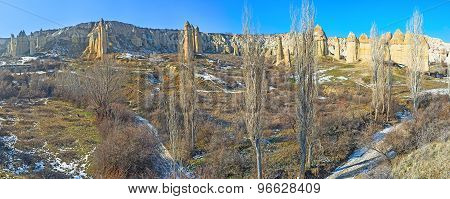 The Nature Of Cappadocia