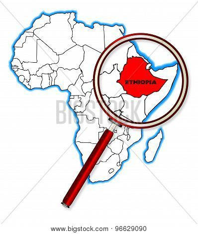 Ethiopia Under A Magnifying Glass