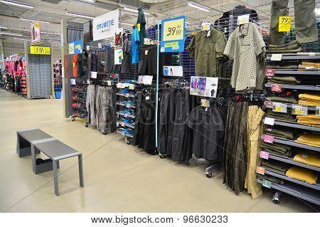 Outdoor Apparel Store
