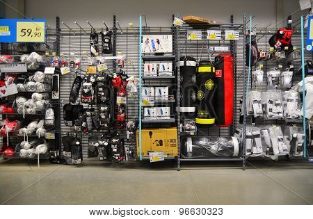 Boxing Equipment Store