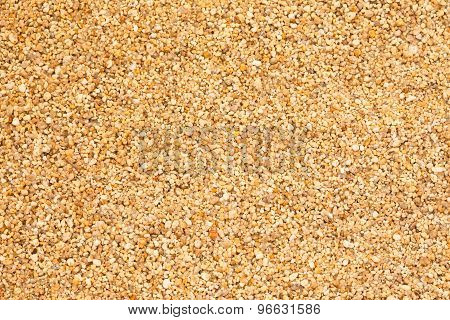 Beautiful beach sand background texture