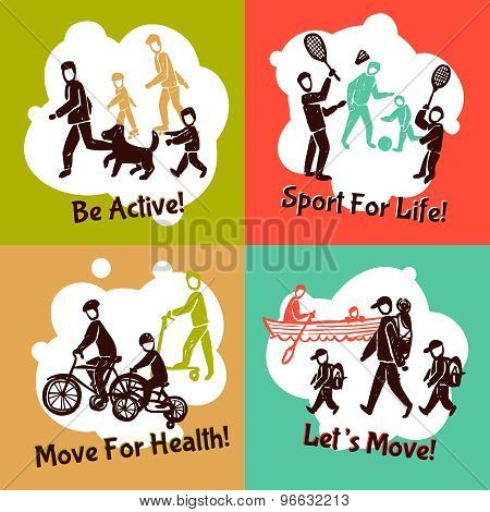 Physical Activity Set