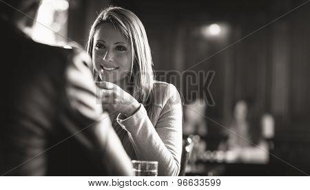 Meeting At The Bar