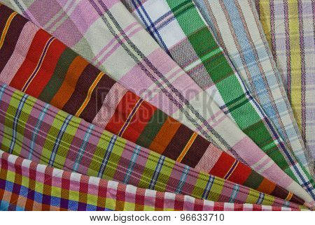 Colorful Loincloth Fabric