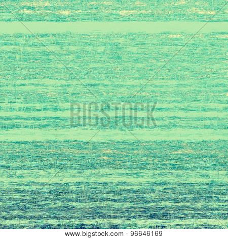 Vintage texture. With different color patterns: yellow (beige); green; cyan