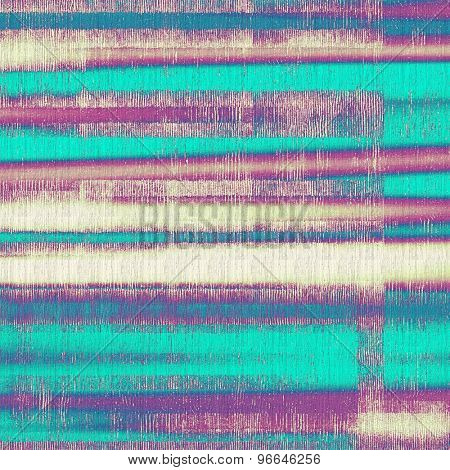 Grunge texture, Vintage background. With different color patterns: yellow (beige); blue; purple (violet); cyan