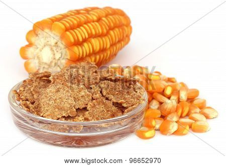 Corns With Flakes