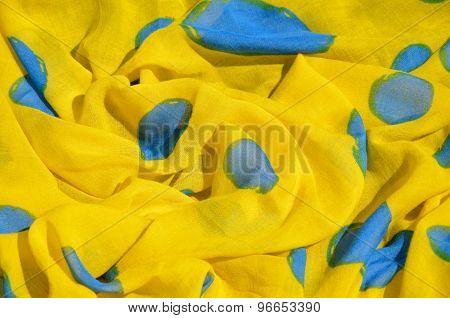 Yellow Scarf Pareo