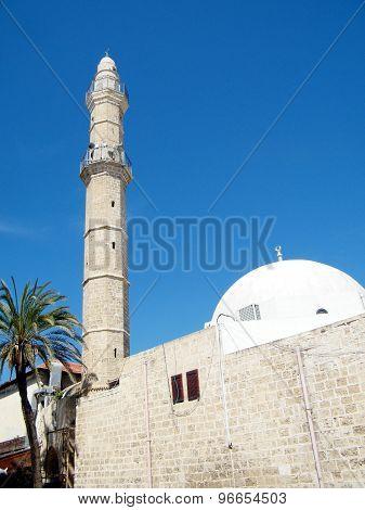 Jaffa The Mahmoudiya Mosque 2011