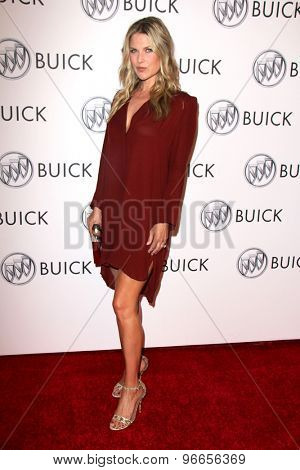 LOS ANGELES - JUL 22:  Ali Larter at the 24 Hour Buick Happiness Test Drive Collaborators  at the Ace Museum on July 22, 2015 in Los Angeles, CA