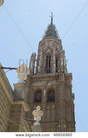 Tower In Toledo