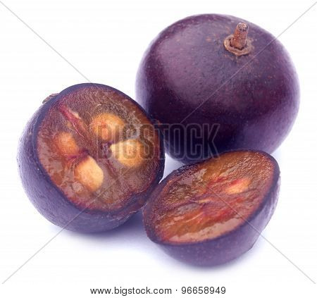 Flacourtia Fruit